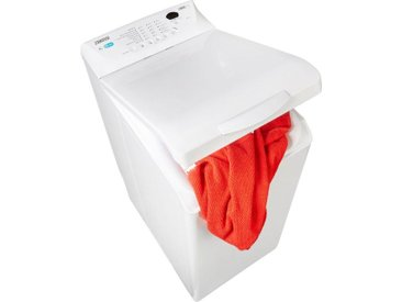 Zanussi Waschmaschine Toplader ZWY61235CI, 6 kg, 1200 U/min, Energieeffizienz: A+++