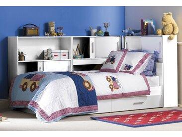 Bett, weiß »Snoopy 1«, Parisot