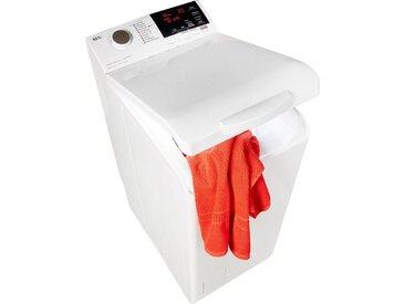 AEG Waschmaschine Toplader L6TBA664, 6 kg, 1200 U/min, Nachlegefunktion, Energieeffizienz: A+++