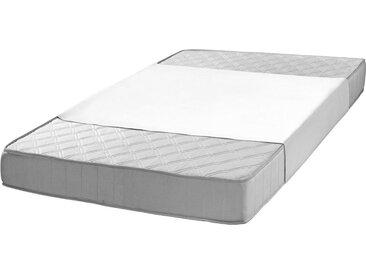 Matratzen Auflage , weiß, Material Baumwolle »Molton Matratzenschutz«, SETEX, atmungsaktiv