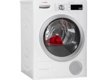 BOSCH Wärmepumpentrockner Serie 8 WTW875W0, weiß, Energieeffizienzklasse: A+++