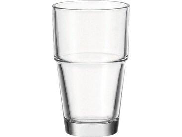 Gläser-Set »Solo«, transparent, LEONARDO, spülmaschinengeeignet