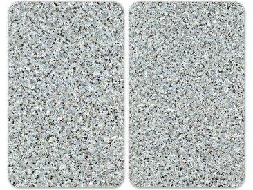 Herdabdeckplatte , grau »Universal Granit«, WENKO