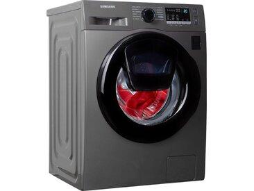Samsung Waschmaschine WW4500T INOX WW7ET4543AX/EG, 7 kg, 1400 U/min, AddWash, Energieeffizienz: D