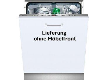 NEFF vollintegrierbarer Geschirrspülmaschine N 50, S513C60X0E, 9,5 l, 13 Maßgedecke, Energieeffizienz: A+++