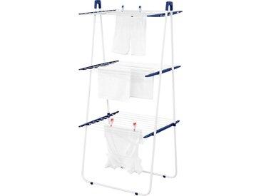 Wäscheständer »Turmtrockner Pegasus Tower 200 Deluxe«, weiß, Material Stahl, Leifheit