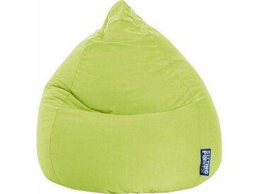 Sitz-Sack  »EASY XL«, grün, Material Polystyrol / Polyester, Magma Heimtex