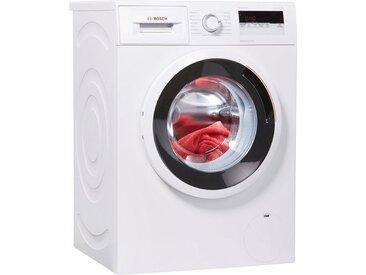 BOSCH Waschmaschine,  Fassungsvermögen7 kg, Energieeffizienzklasse A+++, weiß