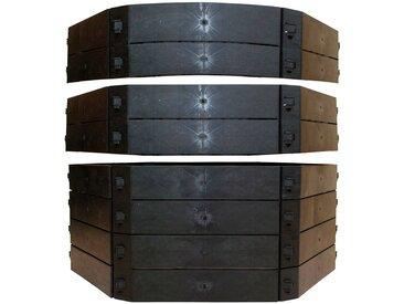 Schnellkomposter, 130x100x130 cm (BxHxT), KHW, Material Kunststoff
