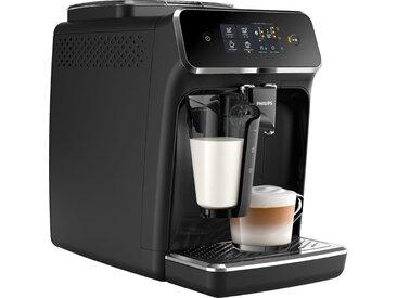 Kaffeevollautomat 2200 Serie EP2231/40 LatteGo, 24.7x36.6x43.4 cm (BxHxT), Philips, Material Keramik