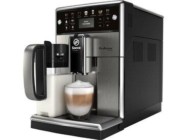 Saeco Kaffeevollautomat SM5573/10 PicoBaristo Deluxe, integriertes Milchsystem, edelstahl