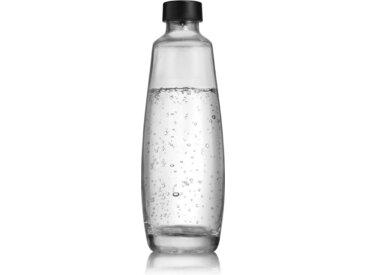 SodaStream Wasserkaraffe »DuoPack«, (Set, 2-tlg), 1L Glasflache, Ersatzflaschen geeignet für den SodaStream Wassersprudler DUO, 2x 1L Fassungsvermögen