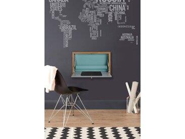 Klapp-Tisch , FSC®-zertifiziert, mehrfarbig »Brenta«, Woodman