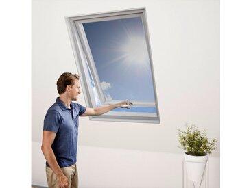 Insektenschutz-Dachfenster-Rollo, 130x150 cm (BxH), Windhager, Material Polyestergewebe