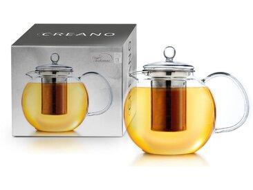 Teekanne, transparent, Creano