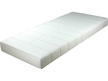 Breckle Jugendmatratze, 1x 90x140 cm, beige, Material Komfortschaum, unter 14 cm hoch