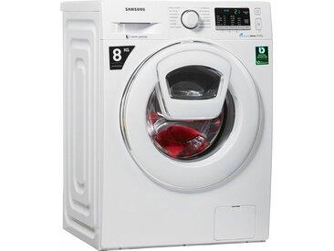 Samsung Waschmaschine,  Fassungsvermögen8 kg, Energieeffizienzklasse A+++, weiß