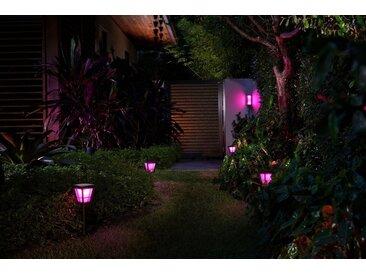 Philips Hue LED Außen-Wandleuchte, schwarz »Impress«