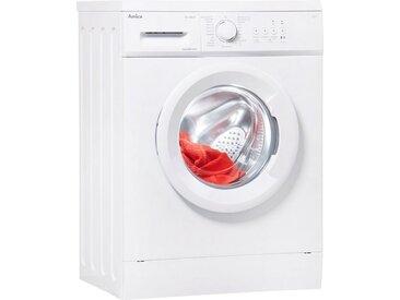 Amica Waschmaschine WA 14680 W, 6 kg, 1000 U/min, Energieeffizienz: A+