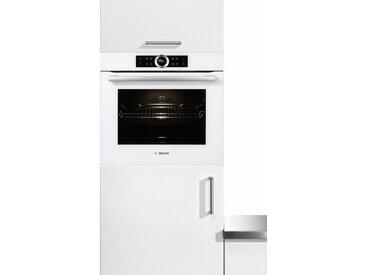 BOSCH Einbaubackofen »HBG635B«, Energieeffizienzklasse A+, weiß