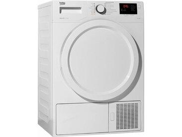 Wärmepumpentrockner, Energieeffizienzklasse A+, weiß, BEKO