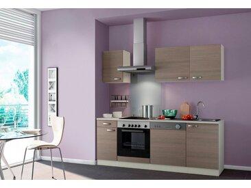 Küchenzeile »Vigo«, beige, OPTIFIT