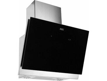 Kopffreihaube DVB5660HG, silber, Energieeffizienzklasse: A, AEG