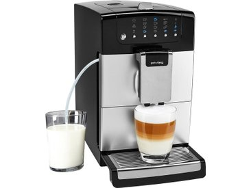 Kaffeevollautomat, silber, Privileg