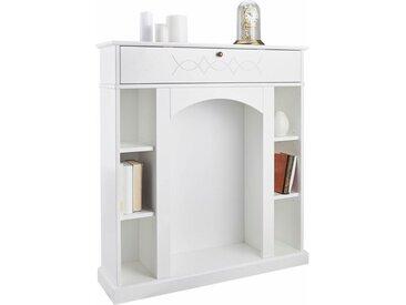 Home affaire  Kaminumbauschrank Breite 100 cm, FSC®-zertifiziert, weiß