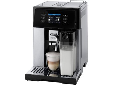 De'Longhi Kaffeevollautomat ESAM 460.80.MB PERFECTA DELUXE, mit Kaffeekannenfunktion, inkl. Kaffeekanne im Wert von UVP € 29,99