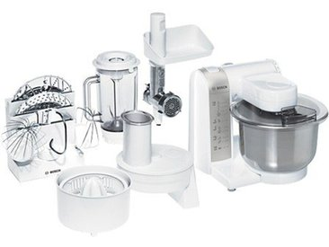 BOSCH Küchenmaschine MUM4880, weiß
