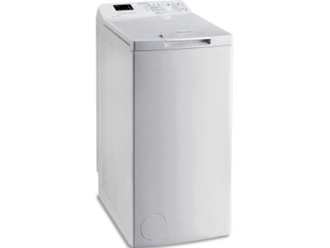 Privileg Family Edition Waschmaschine Toplader PWT E612531P N (DE), 6 kg, 1200 U/min, 50 Monate Herstellergarantie, Energieeffizienz: D
