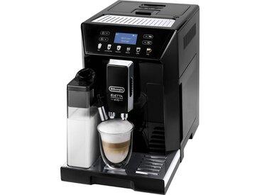 Kaffeevollautomat ECAM 46.860.B Eletta Evo, schwarz, De'Longhi