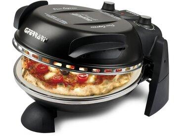 Pizzaofen G1000610 Delizia schwarz, 33x34.5x21 cm (BxHxT), G3Ferrari, schwarz
