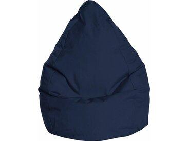 Sitz-Sack  »BRAVA XXL«, blau, Material Polystyrol / Polyester, Sitting Point