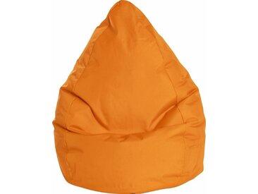 Sitz-Sack  »BRAVA XXL«, orange, Material Polystyrol / Polyester, Sitting Point