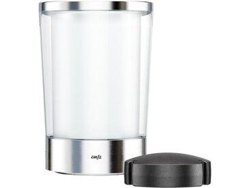 Emsa Weinkühler 514234 Flow Slim, hält Getränke bis zu 4 Stunden kalt, Edelstahl/SAN Kunststoff