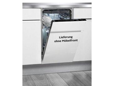 BEKO vollintegrierbarer Geschirrspüler, DIS48125, 11 Maßgedecke, mit GlassPerfect, Energieeffizienz: E