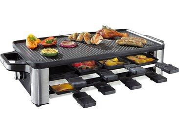 WMF Raclette-Grill LONO, 8 Raclettepfännchen, 1500 W