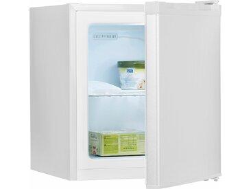Tiefkühlschrank HMGS5144A1, weiß, Hanseatic, Sterne