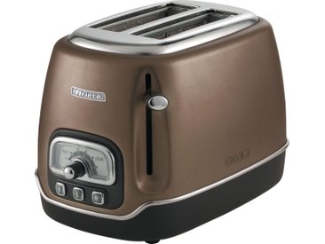 Toaster, braun, Ariete