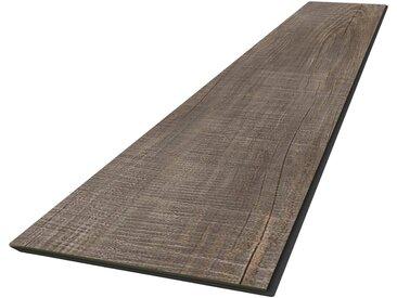 Vinyllaminat »Modena SPC«, 18x120 cm (BxL), my home, grau, Material Eiche, Vinyl, Kunststoff, Stein