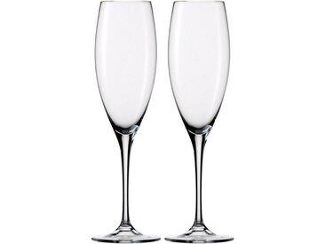 Eisch Champagner-Glas »Jeunesse« (2-tlg), bleifreies Kristallglas, 270 ml
