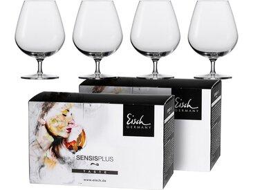 Eisch Gläser-Set »Superior SensisPlus« (4-tlg), bleifreies Kristallglas, 610 ml
