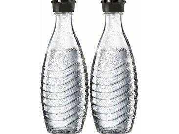 SodaStream Wasserkaraffe, (Set, 2-tlg), passend für die SodaStream Modelle Crystal und Penguin