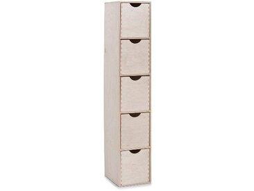 Home affaire Schubladenbox, beige