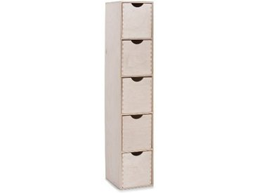 Home affaire Schubladenbox, beige