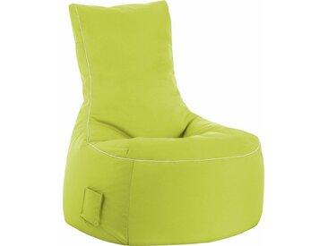 Sitz-Sack  »Swing SCUBA«, grün, Material Polystyrol / Polyester, Sitting Point