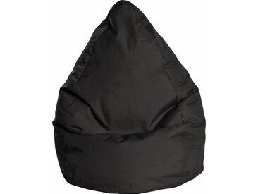 Sitz-Sack  »BRAVA XL«, schwarz, Material Polystyrol / Polyester, Sitting Point