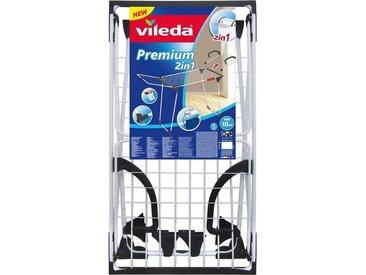 Wäscheständer »Premium 2in1«, weiß, Vileda
